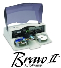 Bravo II CD DVD Autoprinter