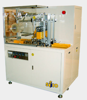 cd wrapping machine